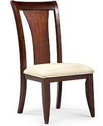 Metropolitan Splat Back Side Chair Created For Macys