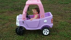 100 Truck Cozy Coupe Little Tikes Princess RideOn Review Always Mommy