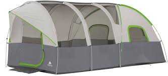 Ozark Trail 16' X 9' Modified Dome Tunnel Tent Sleeps 10 Outdoor ... Tents 179010 Ozark Trail 10person Family Cabin Tent With Screen Weathbuster 9person Dome Walmartcom Instant 10 X 9 Camping Sleeps 6 4 Person Walmart Canada Climbing Adventure 1 Truck Tent Truck Bed Accsories Best Amazoncom Tahoe Gear 16person 3season Orange 4person Vestibule And Full Coverage Fly Ridgeway By Kelty Skyliner 14person Bring The Whole Clan Tents With Screen Room Napier Sportz Suv Room Connectent For Canopy Northwest Territory Kmt141008 Quick C Rio Grande 8 Quick