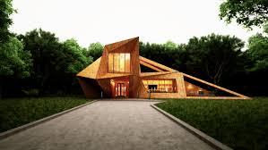 100 House In Forest The Aleqs Tsiskarishvili Archello