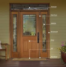 Masonite Patio Door Glass Replacement by Masonite Helps You Understand Parts Of A Door For Every Home Project