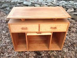 Birdseye Maple Vanity Dresser by Hand Made Cherry U0026 Birdseye Maple Television Stand By Fieldstone