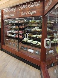 Jewel Osco Bakery Case