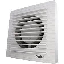 badlüfter ventilator ø100 mm wandventilator badezimmerlüfter lüfter
