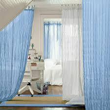 rideau separateur de séparateur de pièce 33 idées pour optimiser votre espace