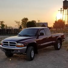 Here's My 2000 Dodge Dakota : Trucks