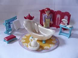 playmobil 5147 königliches bad schloss wanne zofe badezimmer