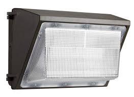 led wall pack light 100 watt 10800 lumen with glass lens 5000