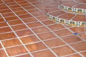 Saltillo Tile Cleaning Los Angeles by Los Angeles Best Stone Restoration Call Alex 818 302 6237