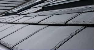 rubber roof shingles slate look bitdigest design applying roof