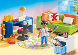 playmobil dollhouse kinderzimmer mit schlafcouch 70209