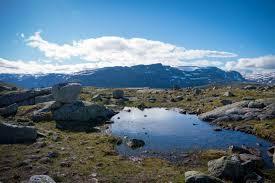 100 Rocky Landscape Landscape Taken On A Hike Up To Trolltunga Norway Imgur