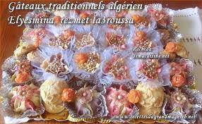 cuisine algerienne gateaux traditionnels gâteaux traditionnels algérien recettes algériennes et d ailleurs