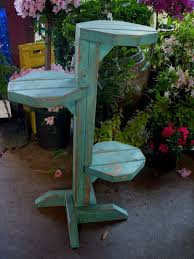 Patio Plant Stands Wheels by 25 Unique Outdoor Plant Stands Ideas On Pinterest Diy Yard