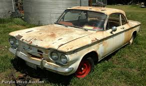 1961 Chevrolet Corvair | Item DA5558 | SOLD! November 8 Vehi... 1964 Chevrolet Corvair For Sale 1932355 Hemmings Motor News From Field To Road 1961 Rampside 1962 Sale Classiccarscom Cc993134 Cold Comfort Factory Air Cditioning The Misunderstood Revolutionary Chevy Corvantics Early 60s Pickup At Vintage Auto Races Atx Car Chevroletcorvair95rampside Gallery Corvair Rampside Cc8189