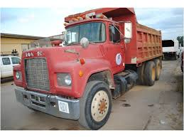 100 Pink Dump Truck 1988 MACK R688 For Sale Auction Or Lease Covington TN Don