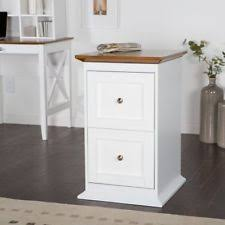 poppin white stow 2 drawer file cabinet ebay