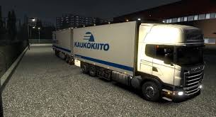 KAUKOKIITO TANDEM Mod -Euro Truck Simulator 2 Mods
