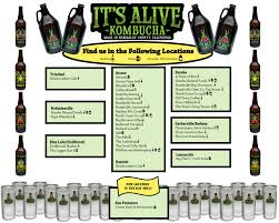 Redwood Curtain Brewery Arcata California by Find It U0027s Alive U2014 It U0027s Alive Kombucha
