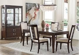 Sofia Vergara Black Dining Room Table by Sofia Vergara Dining Room Set Living In Context