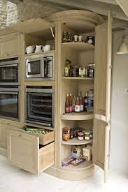What Is A Hoosier Cabinet Insert by I Think This Is Way Better Than The Lazy Susan Style Cabinet
