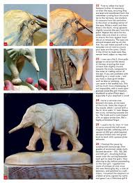 elephant carving wood carving patterns u2022 woodarchivist