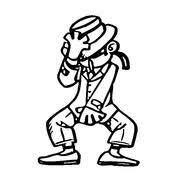 Michael Jackson Dancing Style
