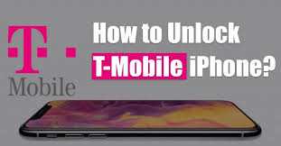 How to Unlock T Mobile iPhone X 8 7 6