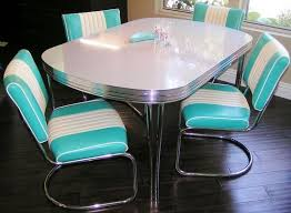 Chrome And Formica Dining Sets
