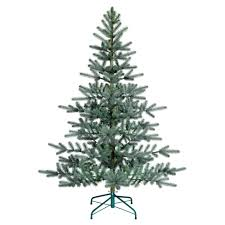 Noble Fir Artificial Christmas Tree by 9 Best Blue Christmas Trees Blue Colored Artificial Christmas Trees