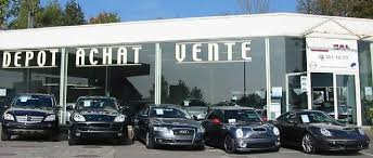 sur si e voiture voitures d occasion vers des records de vente depuis 2007 automobile