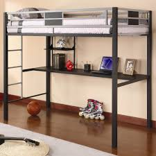 Loft Beds For Adults Ikea by Bunk Beds Loft Bed With Desk Ikea Metal Loft Bed With Desk And