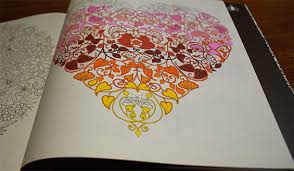Adults Who Color Tout Tranquility Mindfulness Stress Relief