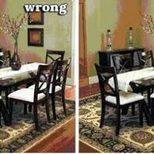 Dazzling Design Ideas Carpet Under Dining Room Table Rug Contemporary Rugs Size Pool With 18 Protect