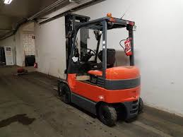99 Y Trucks Toyota 7FBMF25 Electric Forklift Trucks Material Handling
