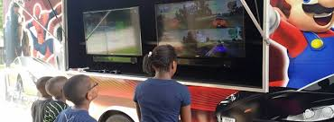 99 Game Party Truck Memphis TN Birthday Mississippi Video Trailer By