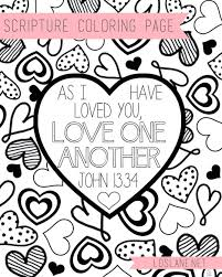 Gods Love Coloring Pages Free I You Printable Bible Books Free
