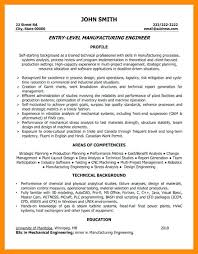 Sample Of Mechanical Engineer Resume Examples Indian