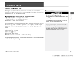 Malfunction Indicator Lamp Honda Fit by Engine Honda Fit 2012 2 G Owners Manual