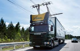 100 Simi Trucks Germany Is Testing Overhead Wires To Charge Hybrid Semi