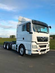 2012 Used MAN TGX 26.540 XL Cab At Penske New Zealand Serving Mt ...