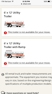 Renting A U Haul Trailer - GEM Forum - Electric Forum U Haul Truck Video Review 10 Rental Box Van Rent Pods Storage Uhaul Truck Ecoxplorer 15 How To Moving Tickets Tolls Who Is Responsible Insider 40 Best Images On Pinterest Camping Tips Whats Included In My About Mediarelations Smooth Moves Logistics Partners With In Jacksonville Beach Share 247 Tutorial Youtube Homemade Rv Converted From Safemove Or Plus Coverage Series