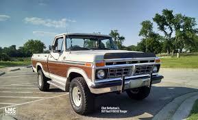 100 1977 Ford Truck Parts F150 XLT RangerClint D LMC Life