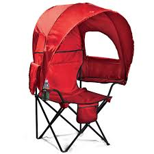Camp Chair With Canopy | Camp Chairs | Brylanehome | Camping ...