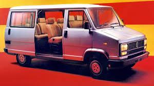 Peugeot J5 bi 1000 1981–90