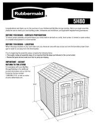 Rubbermaid Roughneck Shed Assembly by 5h80 Assembly Instructions Rubbermaid 2018 2019 Car Release