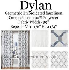 Geometric Pattern Grommet Curtains by Curtains And Drapes 108 Inch Size Length Bestwindowtreatments Com