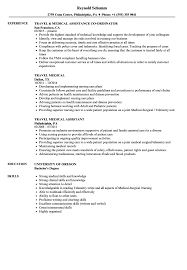 Travel Medical Resume Samples | Velvet Jobs Career Objectives For Medical Assistant Focusmrisoxfordco Cover Letter Entry Level Medical Assistant Resume Work Skills New Examples Front Office Receptionist Example Sample Clinical Resume Luxury Certified Personal Best Objective Kinalico 6 Example Ismbauer Samples Masters Degree Valid 10 Examples Of Beautiful And Abilities A