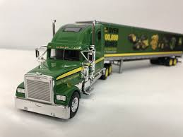 JOHN DEERE FREIGHTLINER Classic Xl Semi Truck Ltd Ed. Diecast ... 1980 Am General Military 8x6 20ton Semi Truck M920 Tractor W 45000 Red White Flames Peterbilt Farm Ebay Rhpinterestcom Dcp Toy Is This A Craigslist Scam The Fast Lane Ten Of Most Dependable Cars You Can Buy On Ebay For Less Than 5000 Sale Trucks For By Owner Lovely Tow Truck Tow Truck Bmc Recovery Trucks Pinterest Rc Videos Bangshiftcom 1974 Dodge Big Horn Semi Sale 1 25 Pro Built Revell Scale Models Sin City Hustler Rc Adventures Stretched Chrome Tamiya Youtube