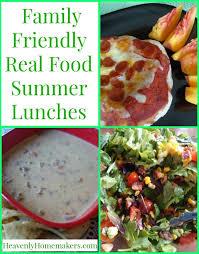 10 Summer Lunch Ideas